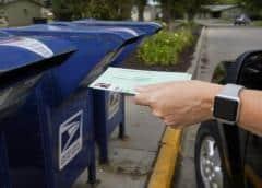 Comienza el voto por correo para las elecciones presidenciales de EEUU: Carolina del Norte envia 600.000 bolet