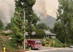 Trump visita California, Biden habla de cambio climático mientras incendios cambian foco de campaña