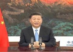 Xi dice que China no va a mantener ninguna guerra, ni fría ni caliente