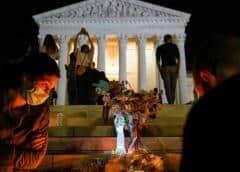 La disputa por la Corte Suprema de EEUU se enciende durante el duelo por la jueza Ginsburg