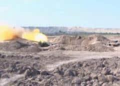 Caen dos proyectiles en Irán, que urge al diálogo entre Armenia y Azerbaiyán