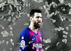 De David Beckham a Cristiano Ronaldo y Lionel Messi: la evolución de la lista de los más ricos de la revista Forbes