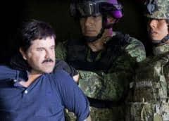 Los abogados del Chapo apelan in extremis contra su cadena perpetua
