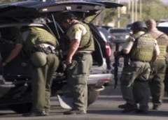 Balean a dos policías de Los Ángeles en aparente emboscada