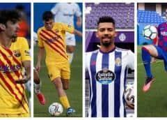 Matheus Fernandes, fichaje del Barcelona, saldrá del equipo sin ser presentado
