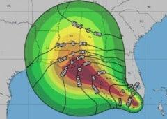 Sally continuará arrojando fuertes lluvias sobre Florida. Se transformará en huracán