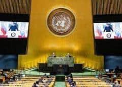 Maduro reclama una fórmula para la financiación de los países afectados por sanciones