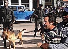 Represión, detenciones arbitrarias y acoso policial: así fue este 10 de Octubre en Cuba
