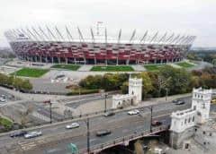 Polonia abrirá un hospital temporal en el estadio nacional de Varsovia