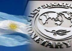 El FMI negociará nuevo programa crediticio con Argentina