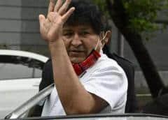 Justicia boliviana anula orden de detención contra Evo Morales