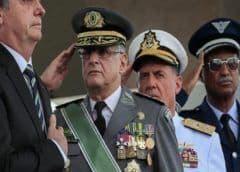 El efecto Bolsonaro dispara candidatos militares en las elecciones municipales de Brasil