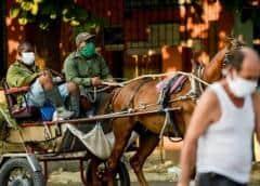 Cuba registra 83 casos de coronavirus, su mayor cifra diaria en casi 2 meses