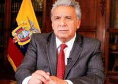 Ecuador: presidente Moreno dice que heredó una emboscada