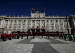 España celebra su fiesta nacional bajo mínimos, marcada por la pandemia