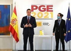 España quiere subir impuestos a grandes empresas y fortunas, ampliar el gasto en infraestructuras