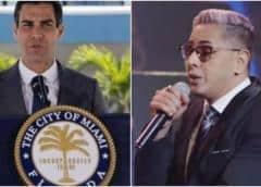 Alcalde la ciudad de Miami Francis Suárez declara personanon grata al músico cubano Paulo FG por ser un defensor de la dictadura en Cuba