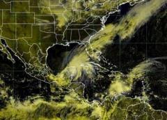 Tormenta Gamma arroja lluvias torrenciales sobre México y Cuba