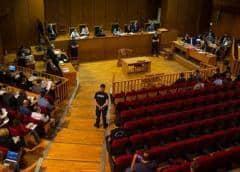 Severas penas de cárcel para la organización criminal griega Amanecer Dorado