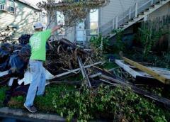 Luisiana: Delta aumenta penurias a zonas afectadas por Laura