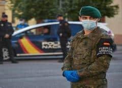La policia establece controles de tráfico mientras Madrid regresa al confinamiento