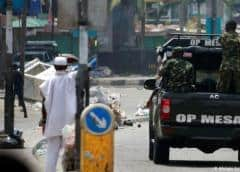 Violencia policial en Nigeria deja al menos 69 víctimas