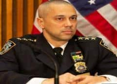 Renuncia el latino de más alto cargo en la Policía de Nueva York