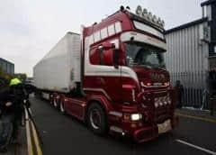 Comienza en Londres el proceso del camión de la infamia