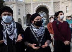 Convocan a protestas contra Francia en Turquía por caricaturas de Mahoma