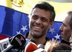 Venezuela denuncia que España violó la Convención de Viena con la marcha de López