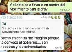 ¡Escándalo! Obligan a jóvenes cubano a participar en un concierto contra el Movimiento San Isidro