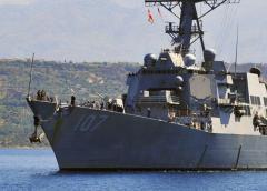 Rusia acusa a buque de Armada estadounidense de violar sus aguas jurisdiccionales