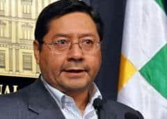 Fiesta y protestas previo a asunción de Luis Arce en Bolivia