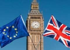 La UE y Reino Unido cierran un acuerdo comercial al límite tras el Brexit