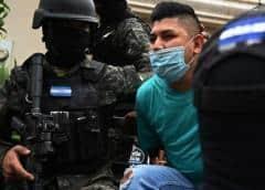700 pandilleros arrestados en Centroamérica en operación conjunta con EE.UU.