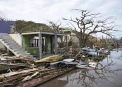 Huracán lota y lluvias dejan 61.000 damnificados en Colombia