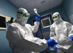 Florida reporta más de 11,000 nuevos casos por tercera vez en diciembre y 122 muertos