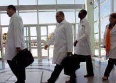 Avanza demanda de médicos cubanos a la Organización Panamericana de la Salud