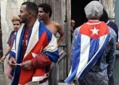 Detienen a activistas por protesta de San Isidro: quedan 14 en la sede, siete en huelga de hambre