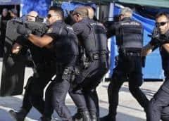 La policía española intercepta una lancha de narcotraficantes en el Mediterráneo