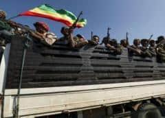 Fuerzas de Tigray lanzan cohete contra región vecina, ONU hace planes para 200.000 refugiados