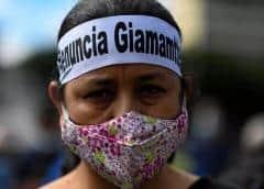 La gente está cansada, no tiene qué comer: la cólera en las calles de Guatemala