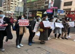 Reino Unido dice evalúa sanciones contra China por violar tratado sobre Hong Kong