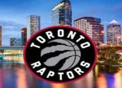 Los Raptors iniciarán la temporada en Tampa por las restricciones de covid-19
