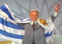Fallece a los 80 años el expresidente de Uruguay Tabaré Vázquez