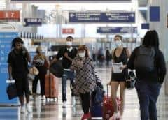 EEUU pidió a sus ciudadanos que eviten viajar a México, ante el fuerte aumento de contagios de COVID-19