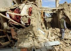 EE.UU. confirma ataque aéreo a talibanes mientras continúan pláticas de paz