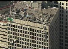 Explosión en edificio de Baltimore deja al menos 10 heridos