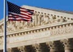 Trump sobre la decisión de la Corte Suprema: ¡No hay sabiduría! ¡No hay coraje!