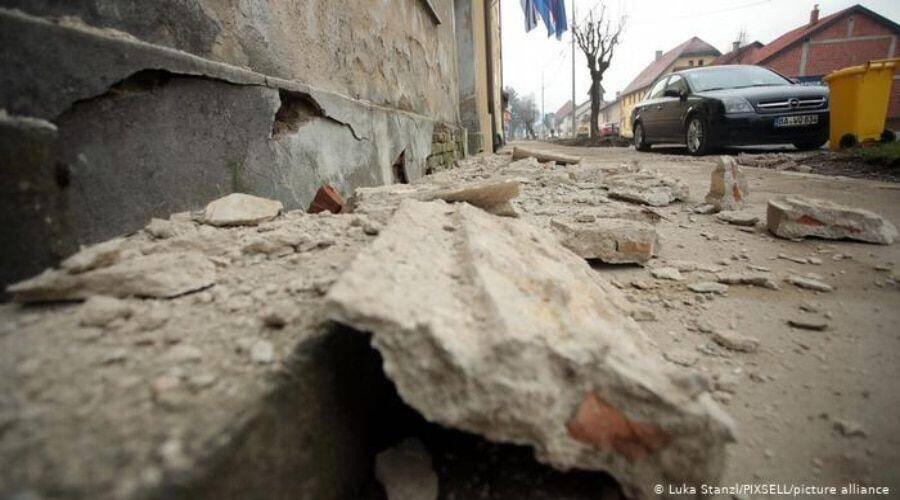 Varios muertos, entre ellos una niña, en un terremoto en Croacia